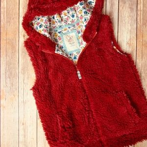 Mini Boden Girls Vest 11-12Y